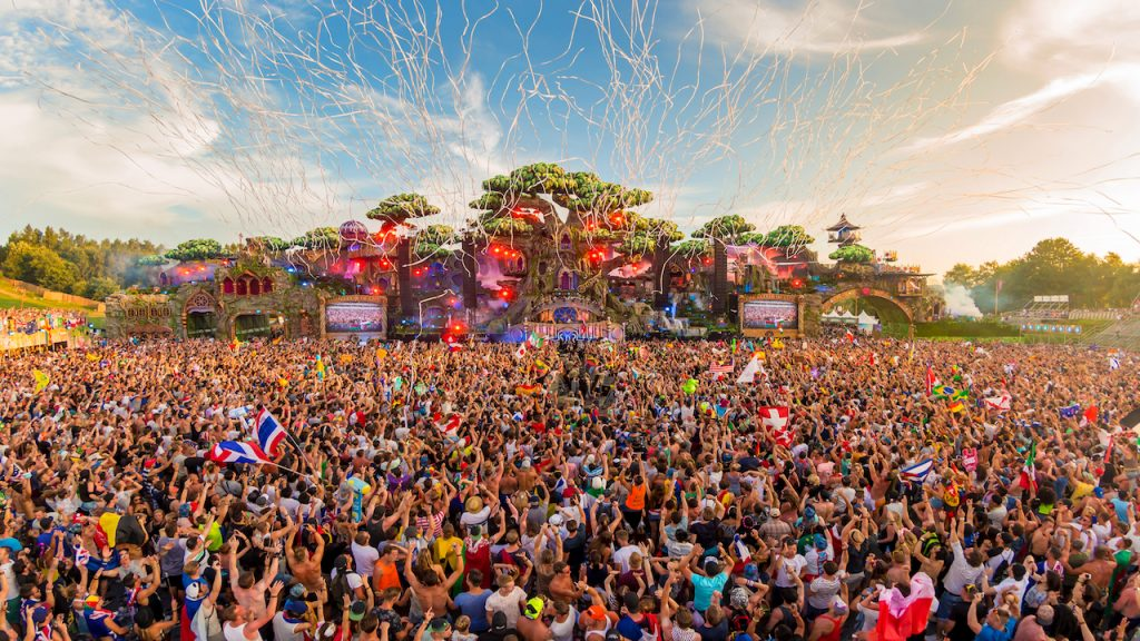 tomorrowland 2018 tickets